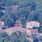 Can Bassou dans le vieux village de Taulis