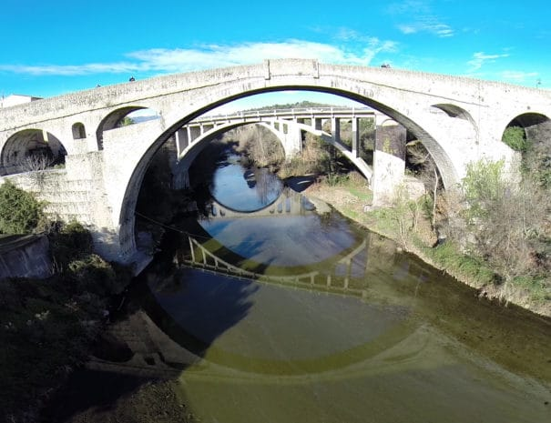 Les 3 ponts de Céret