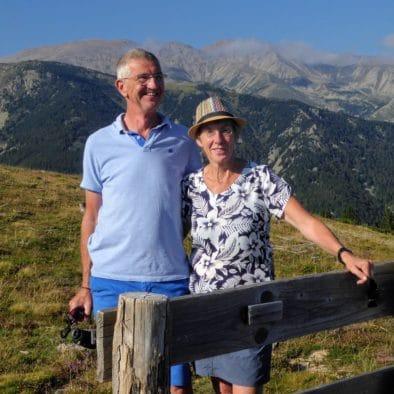 Hubert et Bernadette van de Werve