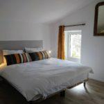 Chambre à 2 lits jumeaux avec salle d'eau privative
