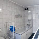 Salle de bain communne chez Poujol